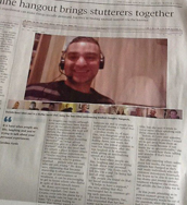 Feature article about Daniele Rossi in The Globe and Mail