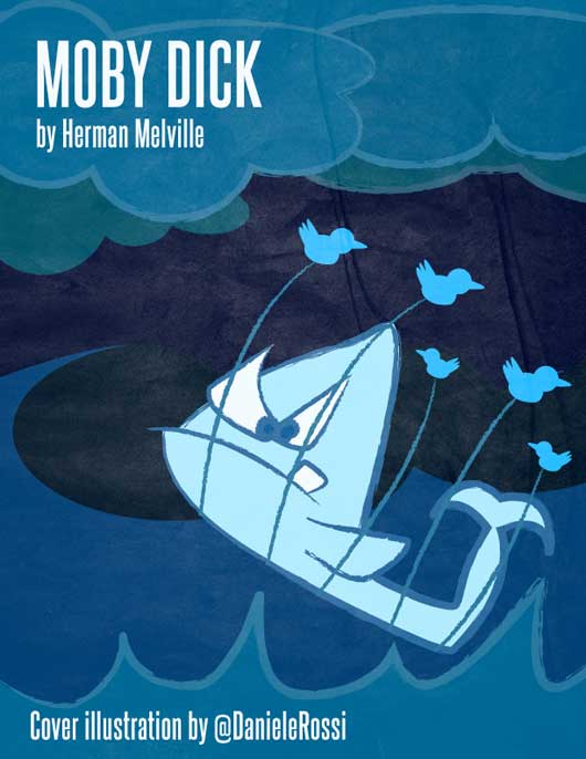 Free Moby Dick ebook!