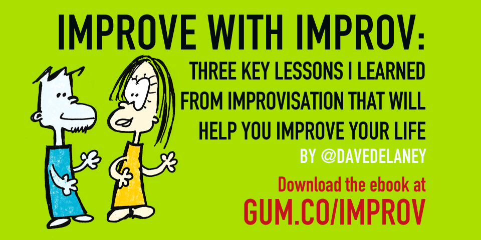 Improving yourself with improv